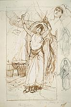 Frederick Arthur Bridgman, Dancing Woman