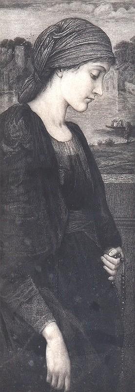 Sir Edward Coley Burne-Jones (1833-!898) British.