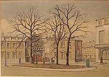 Francis Ives Naylor (1892- ) British. St Stephens