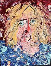 "Rose Popay 'The Art Tart' (1974- ) British. ""Head"