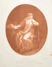 After Angelica Kauffman (1741-1807) British.