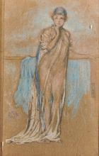After James Abbot McNeill Whistler (1834-1903) American.