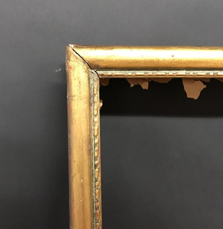 20th Century English School. A Gilt Composition Frame, 61.75