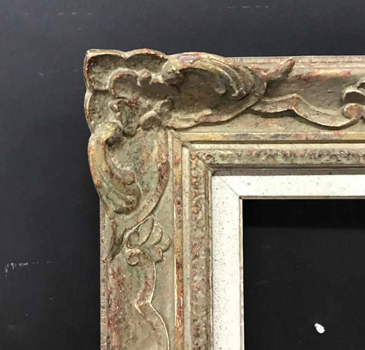 20th Century English School. A Gilt Composition Frame, 20