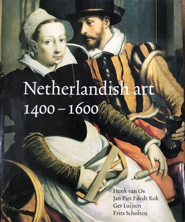 Netherlandish Art, Three Volumes 1400-1800, and eleven other various Books on Art, (14).