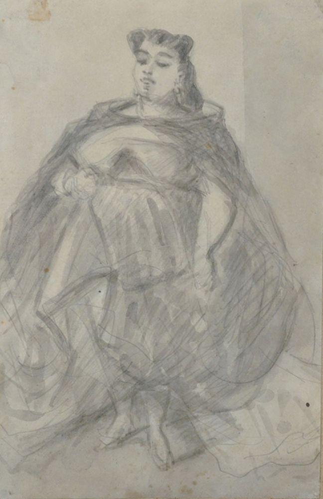 Constantin Guys (1802/5-1892) Dutch/French.