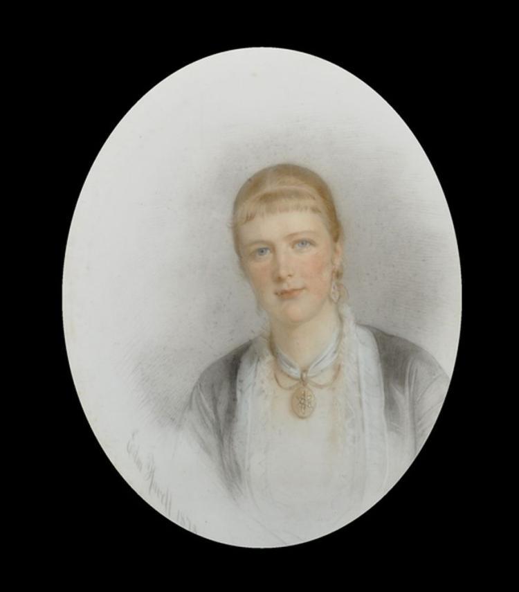 Edmund Havell (1819-1894) British.
