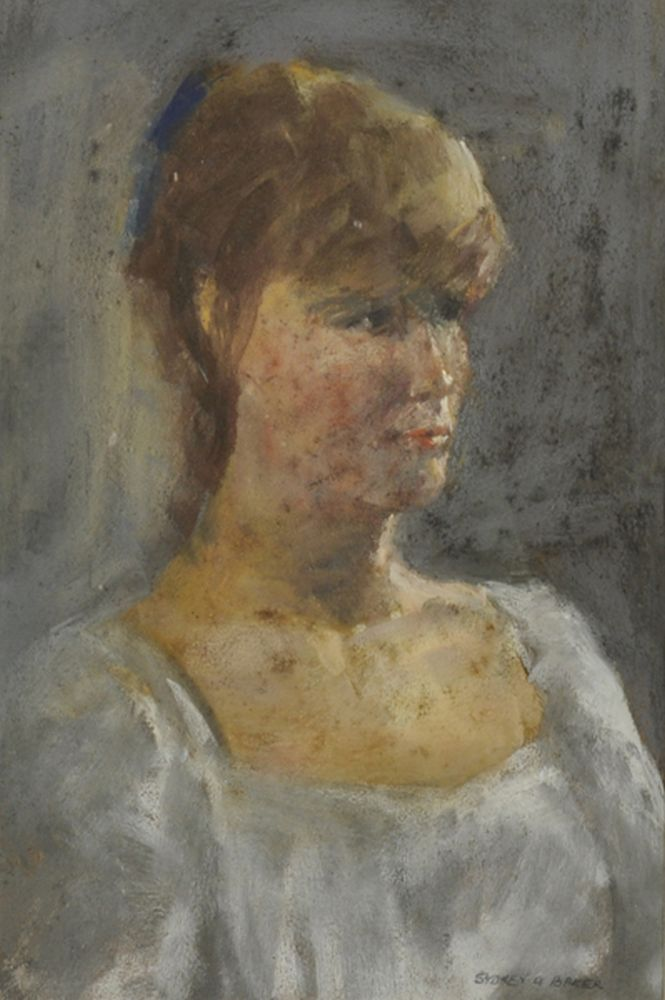 Sydney G Baker (20th Century) British.