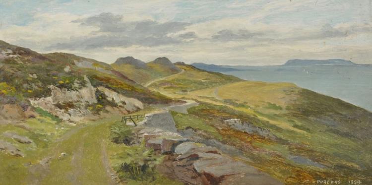 Thomas James Purchas (act.1879-1891) British.