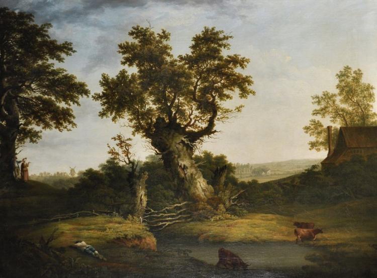 James Lambert of Lewes (1725-1788) British.