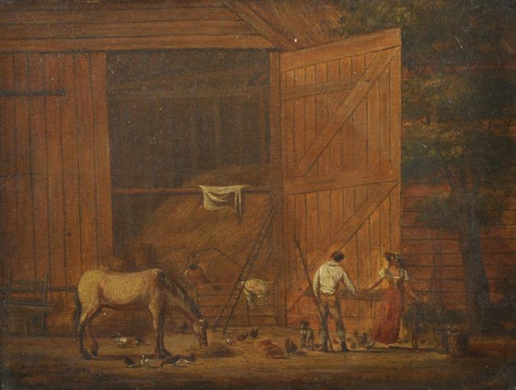 George Norbury Allsop (1811-?) British.