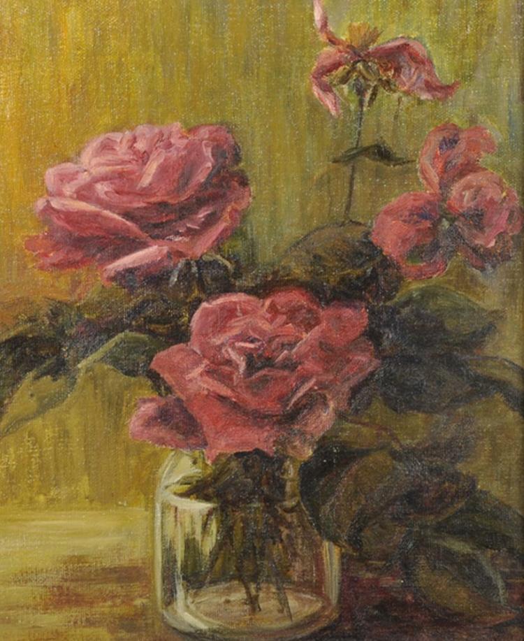 Cynthia Spiers (20th Century) British.