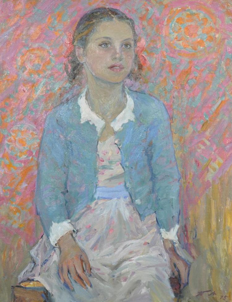 Tatiana Mikhailovna Marchienko (1918- ) Russian.