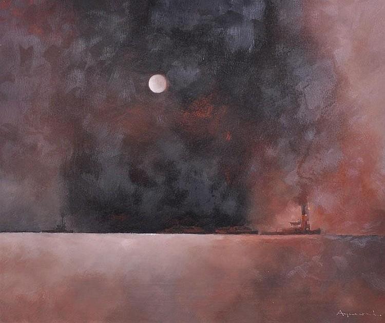 MARTIN JOHN AYNSCOMBE-HARRIS (born 1937) BRITISH