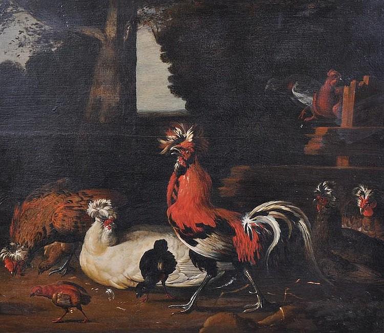 ABRAHAM JANSSENS (1575-1632) DUTCH Various