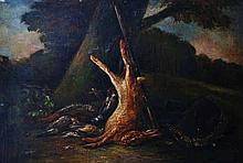 Francois Joseph Huygens (1820-1908) French. A Land