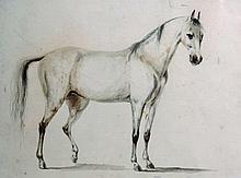 Peter Tillemans (1684-1734) Flemish. Sketch of a G