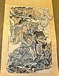 ATTRIBUTED TO LU YAN SHAO (1909-1993) A CHINESE, Lu Yan Shao, Click for value