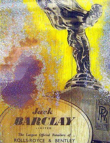 PIETRO PSAIER (1936-2004) THE JACK BARCLAY LONDON