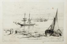 Francis Seymour-Haden (1818-1910) British.
