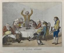 Henry William Bunbury (1750-1811) British.