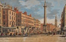 George Bickham (c.1684-1758) British.