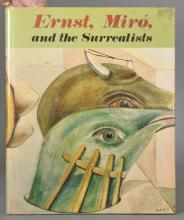 Ernst Miro and the Surrealists. Bloomsbury, together with various books on, Van Gogh, School of Paris, Rodin, The Orientalists, Modern Art, Rodin, Braque, Impressionism and Modern Art, Impressionism, The Impressionists, Utrillo, twelve (12).