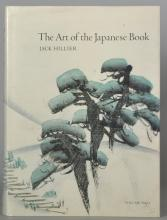 The Art of the Japanese Book. Jack Hillier 2 Volumes, Sotheby's, together with ten various art books, twelve (12).