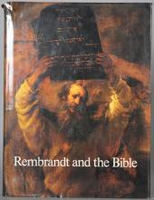 Rembrandt and the Bible. Magna Press, together with 23 various art books, twenty four (24).