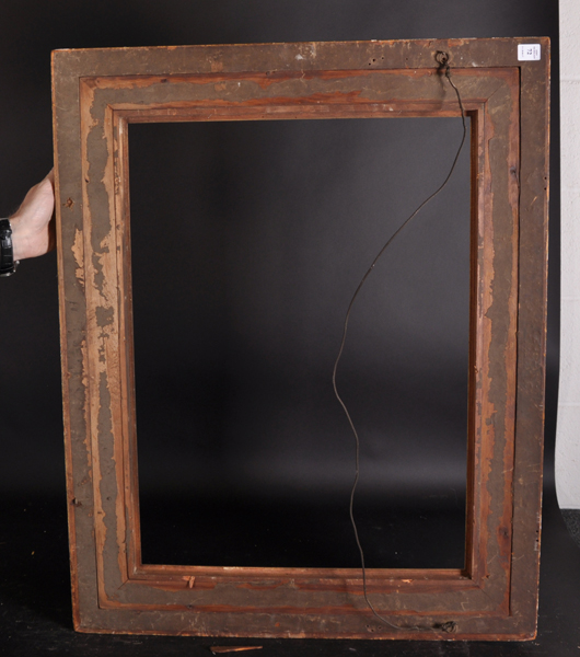 19th century english school a watts style frame 20 x 27. Black Bedroom Furniture Sets. Home Design Ideas