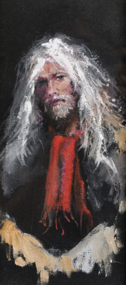 3adec067be5ac Robert Oscar Lenkiewicz (1941-2002) British. Self Portrait o