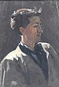 James Carroll Beckwith (1852-1917) American.