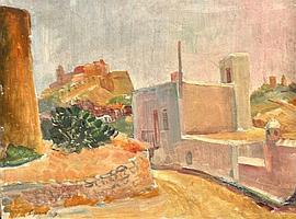 Edward Bainbridge Copnall (1903-1973) British.