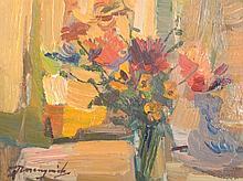 Hans Sven Rosenquist (1913-) Swedish