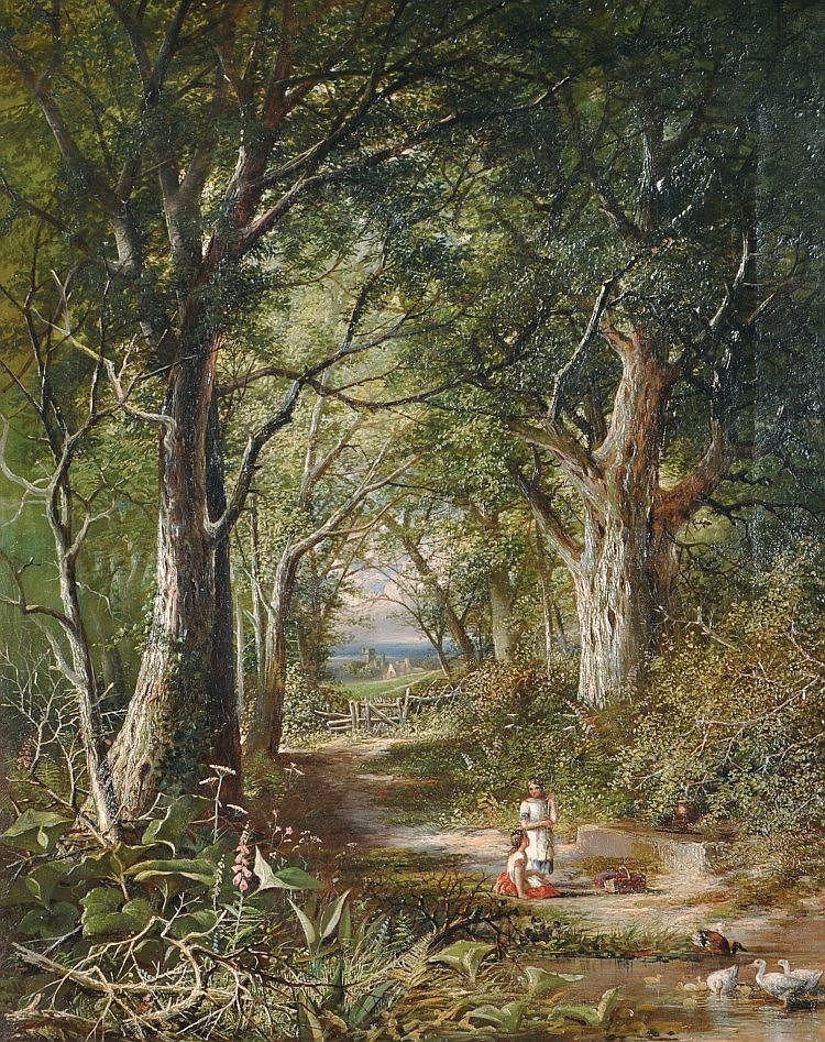 William Thomas Such (1820-1893) British