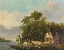 Hendrick Gerrit Ten Kate (1803-1856) Dutch.