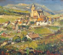 Werner Omer Schietekat (1908-1984) Dutch.
