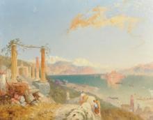 James Baker Pyne (1800-1870) British.