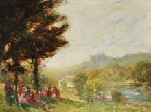 Thomas Edwin Mostyn (1864-1930) British.