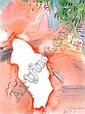 EDWARD PIPER (1938-1990) BRITISH Nude Composition., Edward Piper, Click for value
