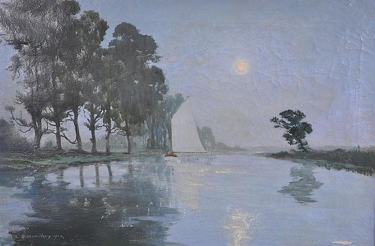 EMILE ANTOINE VERPILLEUX (1888-1964) BRITISH
