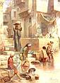 Oil Painting: PAUL DOMINIQUE PHILIPPOTEAUX