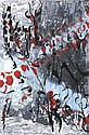 JEAN PAUL RIOPELLE (1923-2002) CANADIAN Lithograph, Jean (1922) Paul, Click for value