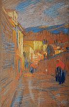Ramon Pichot Girones (1872-1925) Spanish.