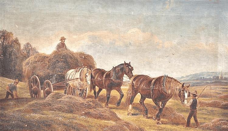 William Vivian Tippett (1833-1910) British. A