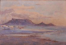 Constance Penstone (1865-1928) South African.