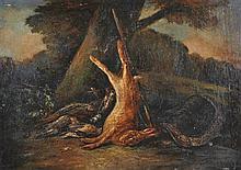 Francois Joseph Huygens (1820-1908) French. A Landscape, w