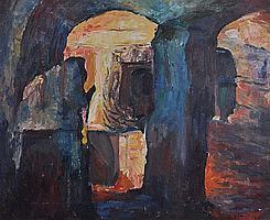 EDWARD BAINBRIDGE COPNALL (1903-1973) Abstract.