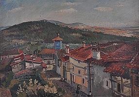 EDWARD BAINBRIDGE COPNALL (1903-1973) View from