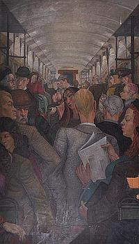 EDWARD BAINBRIDGE COPNALL (1903-1973) A two sided